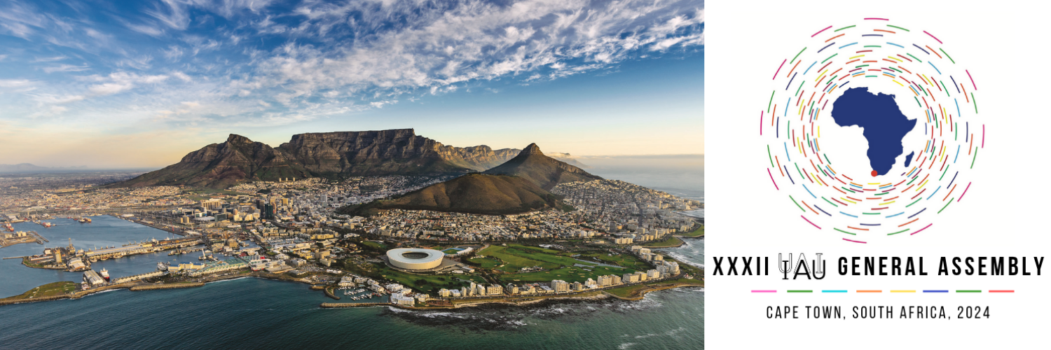 IAU General Assembly 2024 – Cape Town